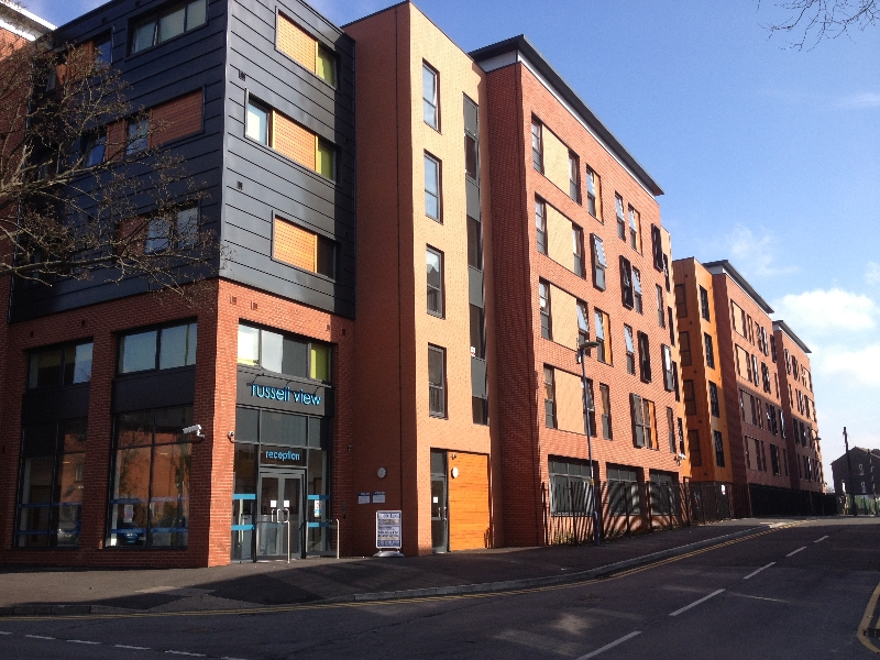 Russel View Student Accomodation