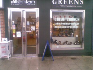 Shop Frontage Amp Curtain Walling Midland Automated Doors